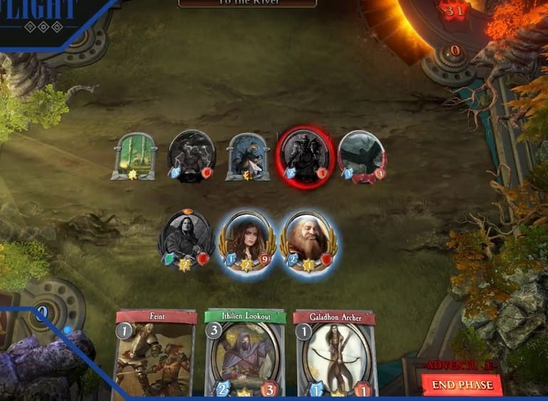 Written Review – Lord of the Rings: Living Card Game