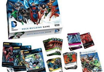 Written Review – DC Deck-Building Game
