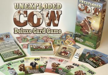Written Review – Unexploded Cow