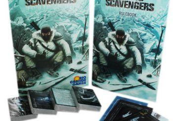 Written Review – Arctic Scavengers