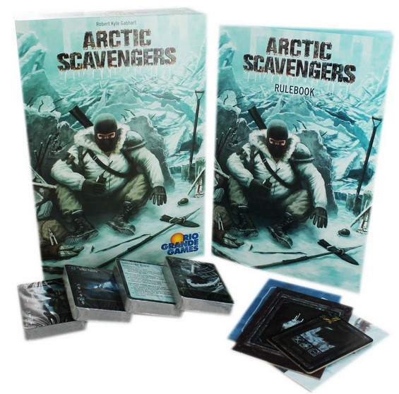 Written Review – Arctic Scavengers