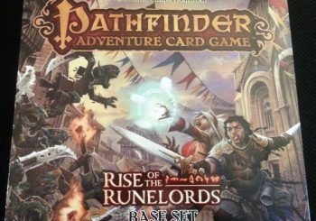 Written Review – Pathfinder Adventure Card Game