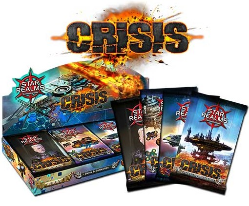 Star Realms: Crisis Expansion Coming For The Holidays