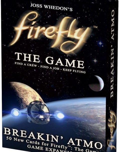 Firefly Breakin' Atmo Expansion Details Released from Gale Force 9