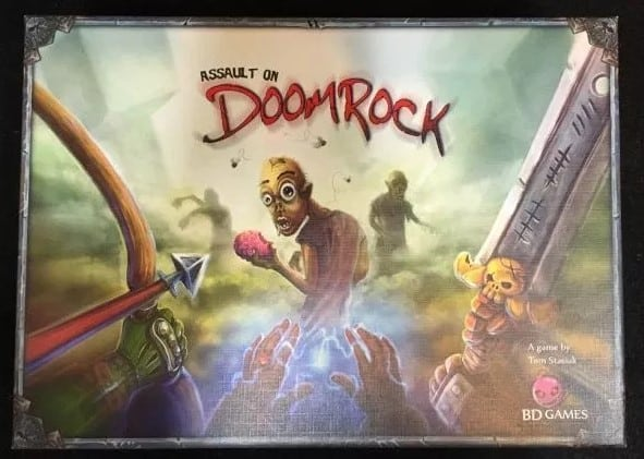 The Five Play Review: Assault on Doomrock