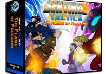 Sentinel Tactics: The Flame of Freedom on Kickstarter