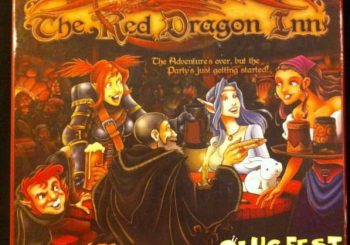 Guest Post: Written Review – Red Dragon Inn