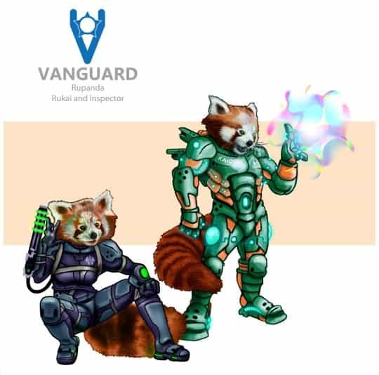 Kickstarter Preview-Vanguard Varmisk Fallen
