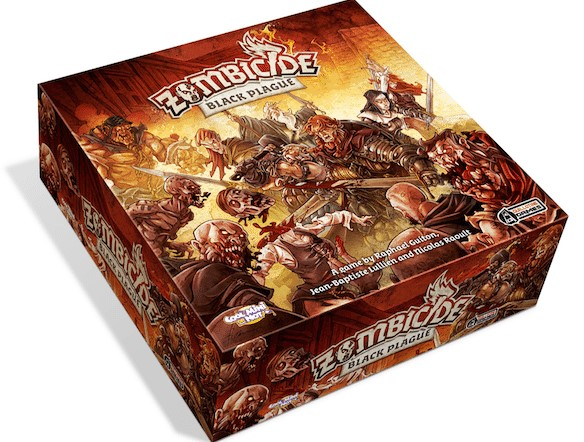 Zombicide Breaks Over $1 Million Pledged On Kickstarter