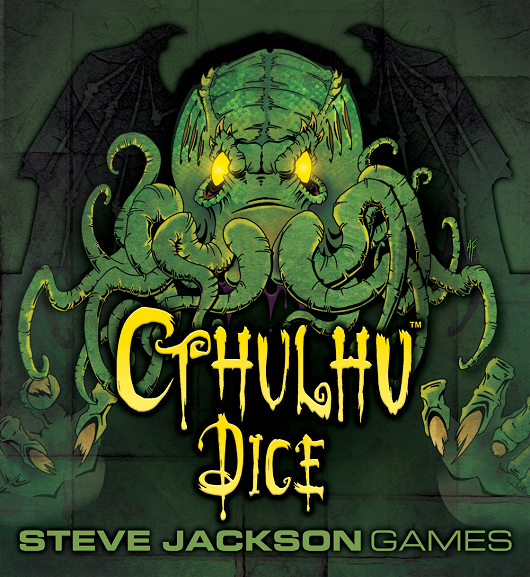 Written Review – Cthulhu Dice