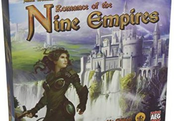 Written Review – Romance of the Nine Empires