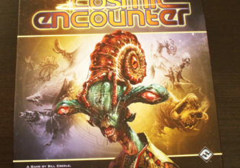 Written Review – Cosmic Encounter