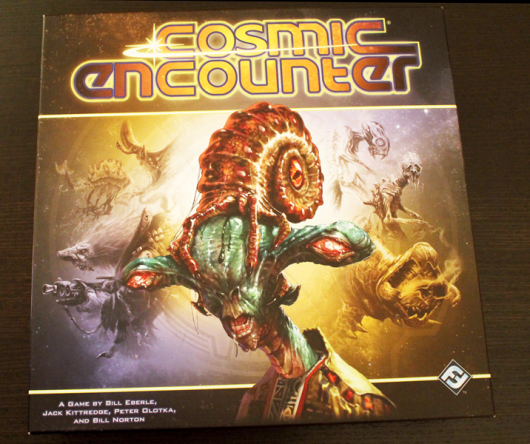 Written Review – Cosmic Encounter