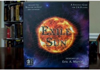 Written Review – Exile Sun