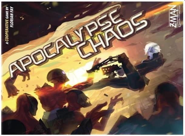 Written Review – Apocalypse Chaos
