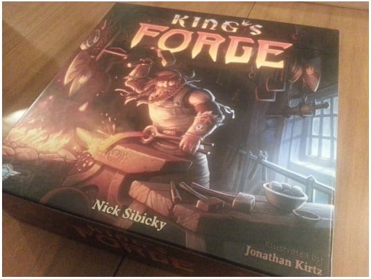 Written Review – King's Forge