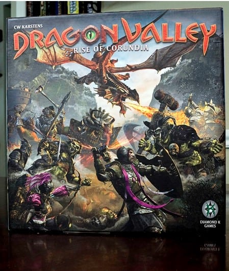 Written Review – Dragon Valley