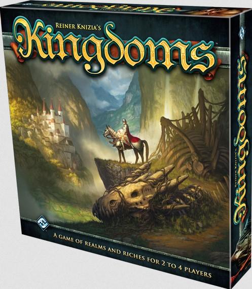 Written Review – Kingdoms