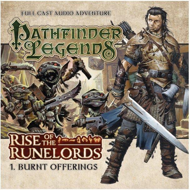 Video Review – Pathfinder Legends Audio Adventures