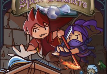 I : T Interviews Creator Of Spell Stealers