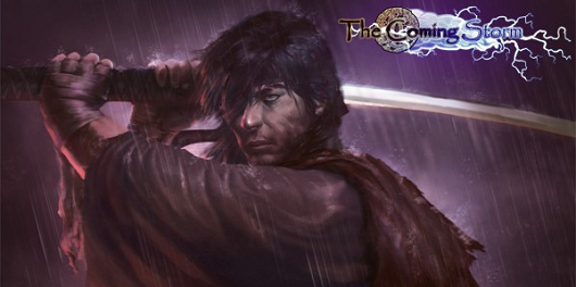 The Coming Storm L5R Cycle Preview Now Out