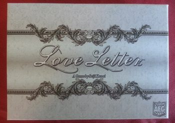 Written Review – Love Letter [Wedding Edition]