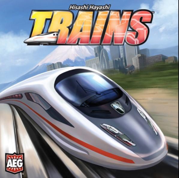 Written Review – Trains