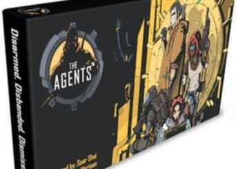 The Agents Came Back To Kickstarter And Has Already Surpassed Goal