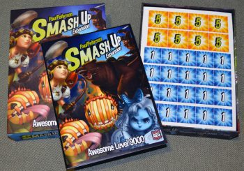 Written Review – Awesome Level 9000 Smash Up Expansion