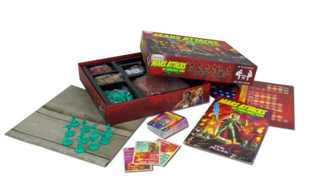 Mantic Games Offering Mars Attacks Early Bird Special