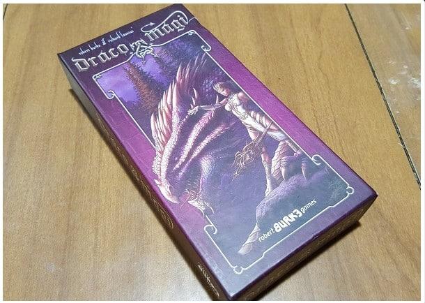 Written Review – Draco Magi