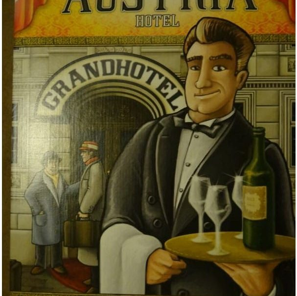 Written Review – The Grand Austria Hotel