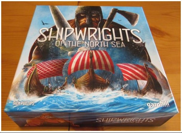 Written Review – Shipwrights of the North Sea
