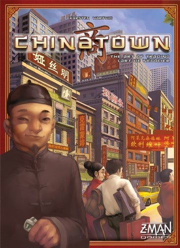 Written Review – Chinatown