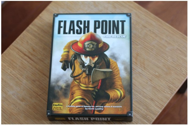 Written Review – Flash Point: Fire Rescue