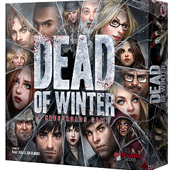 Plaid Hat Games Presents More Previews For Dead of Winter