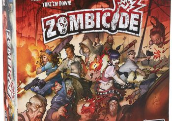 Written Review – Zombicide