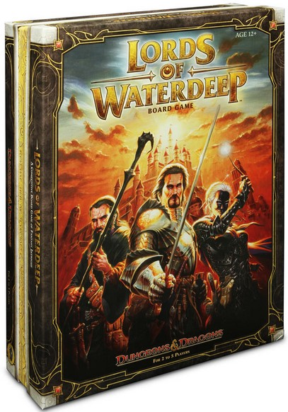 Written Review – Lords of Waterdeep