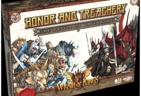 Cool Mini or Not Announces Wrath of Kings Two-Player Starter Set: Honor and Treachery