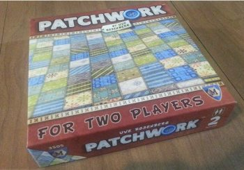 Written Review – Patchwork