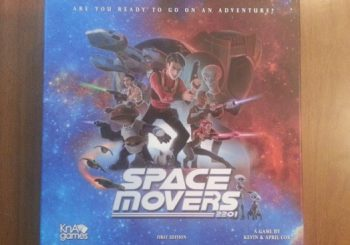 Written Review – Space Movers