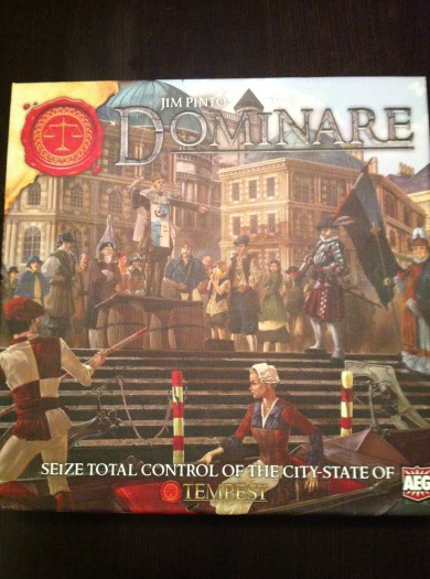 Written Review – Dominare