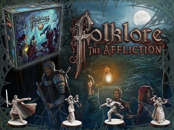 Greenbrier Games to Unleash Folklore: The Affliction on Kickstarter Tomorrow