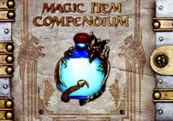Written Review – Dungeons & Dragons Magic Item Compendium Premium Reprint