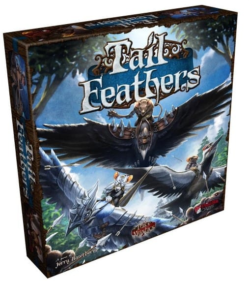 New Trailer Released for Tail Feathers from Plaid Hat Games