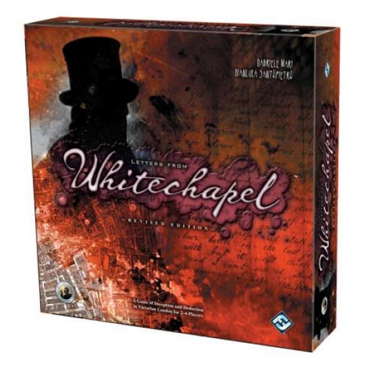 Written Review – Letters From Whitechapel (Revised Edition)
