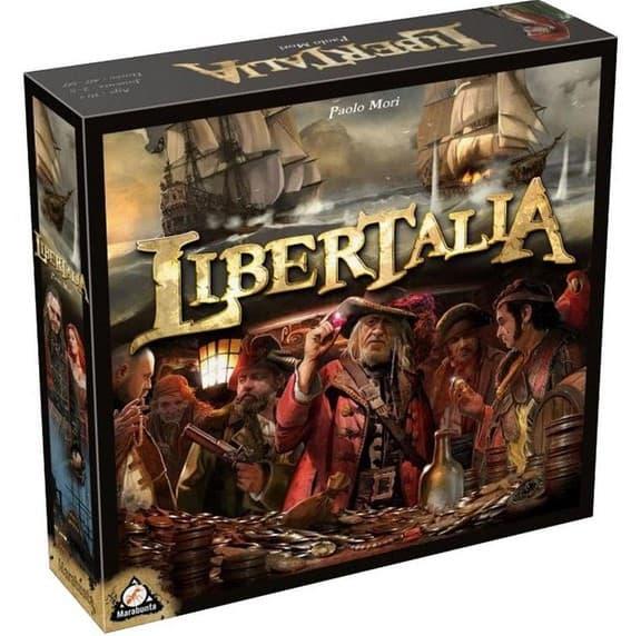 Written Review – Libertalia