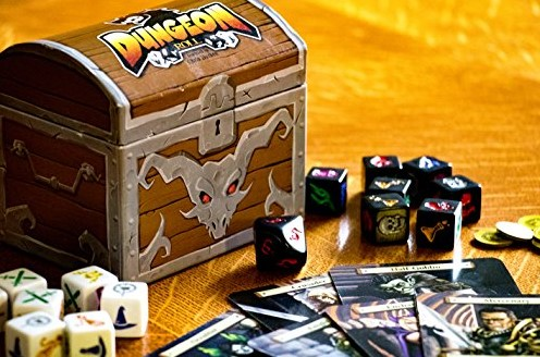 Written Review – Dungeon Roll