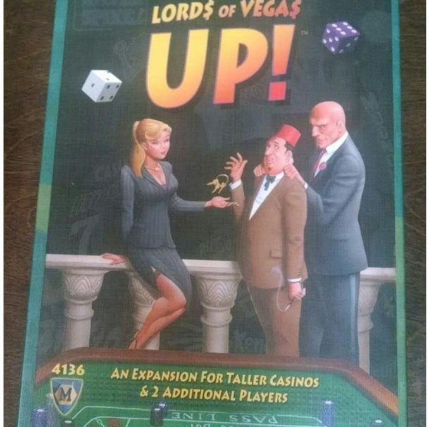 Written Review – Lords of Vegas: UP!
