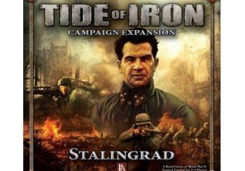 Tide of Iron: Stalingrad Expansion on Kickstarter